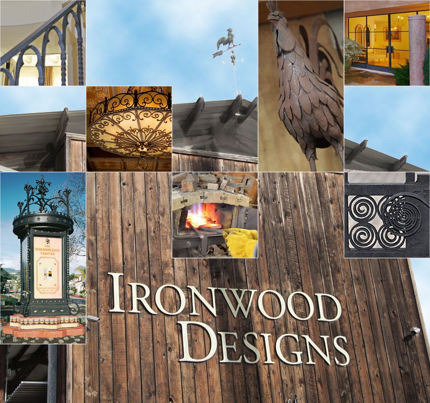 Custom Ornamental And Architectural Wrought Iron Products